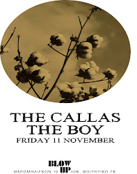 callas & the boy  live
