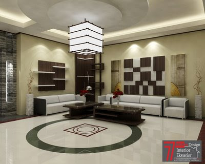 Desain Interior Ruang Tamu Rumah Minimalis | Desain Rumah Minimalis