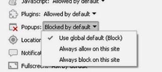 blokir iklan porno seksi di mozilla firefox dan google chrome agar loading cepat