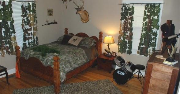 hunting bedroom ideas the interior designs