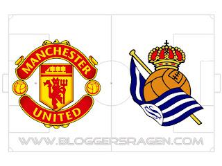 Prediksi Pertandingan Real Sociedad vs Manchester United