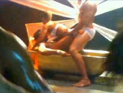 João da Casa dos Segredos a dançar em discoteca gay
