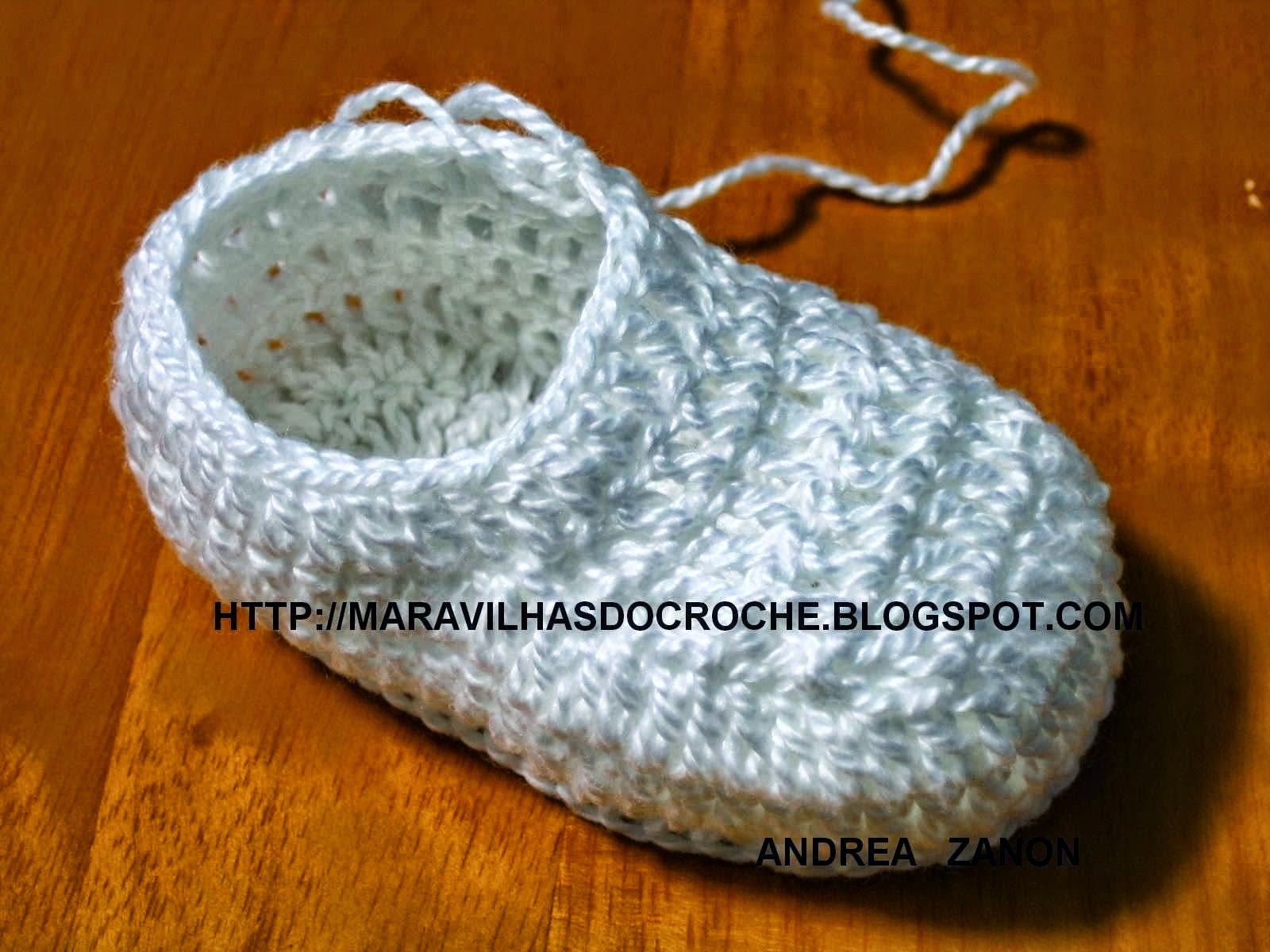 aprender croche sapatinhos branco bebê croche com receita dvd edinir-croche loja video-aulas