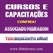 CALENDÁRIO DE CURSOS