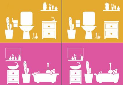 Bathroom Difference World