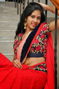 actress om sizzling photos in saree-thumbnail-6