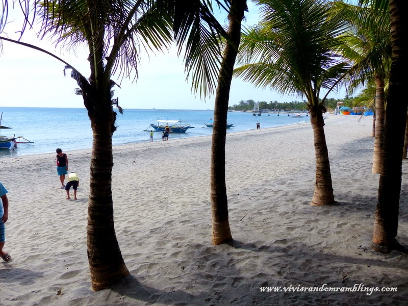 Morong Beach, Bataan