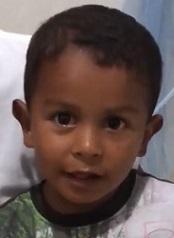 Antony - Honduras (Mercedes), Age 3
