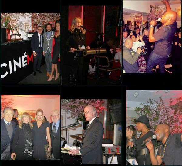 Cinemoi North America Upfront Event at Michael's NYC