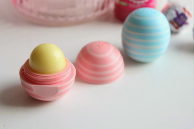 New EOS Visibly Soft Lip Balms