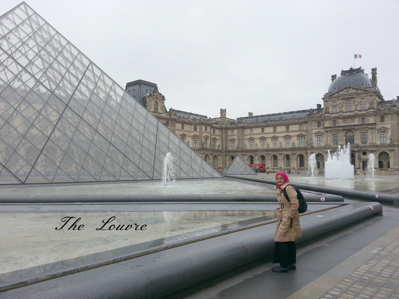 The Lourve, France