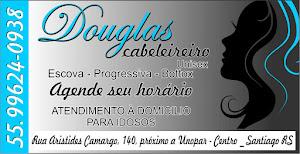 Douglas cabelereiro