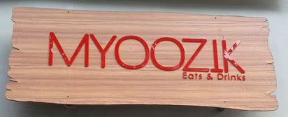 Myoozik Eat & Drink