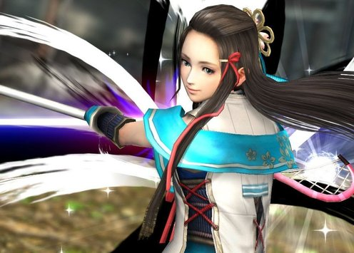 Samurai Warriors 4 Empires interview