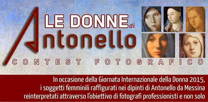 WOMAN'S DAY: LA MODERNITA' DELLE DONNE DI ANTONELLO DA MESSINA