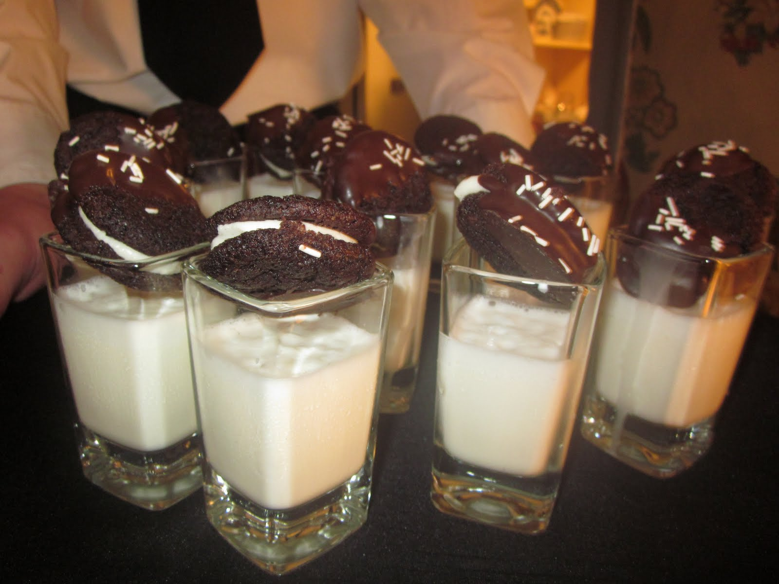 A Gothic Wedding » Capers Catering