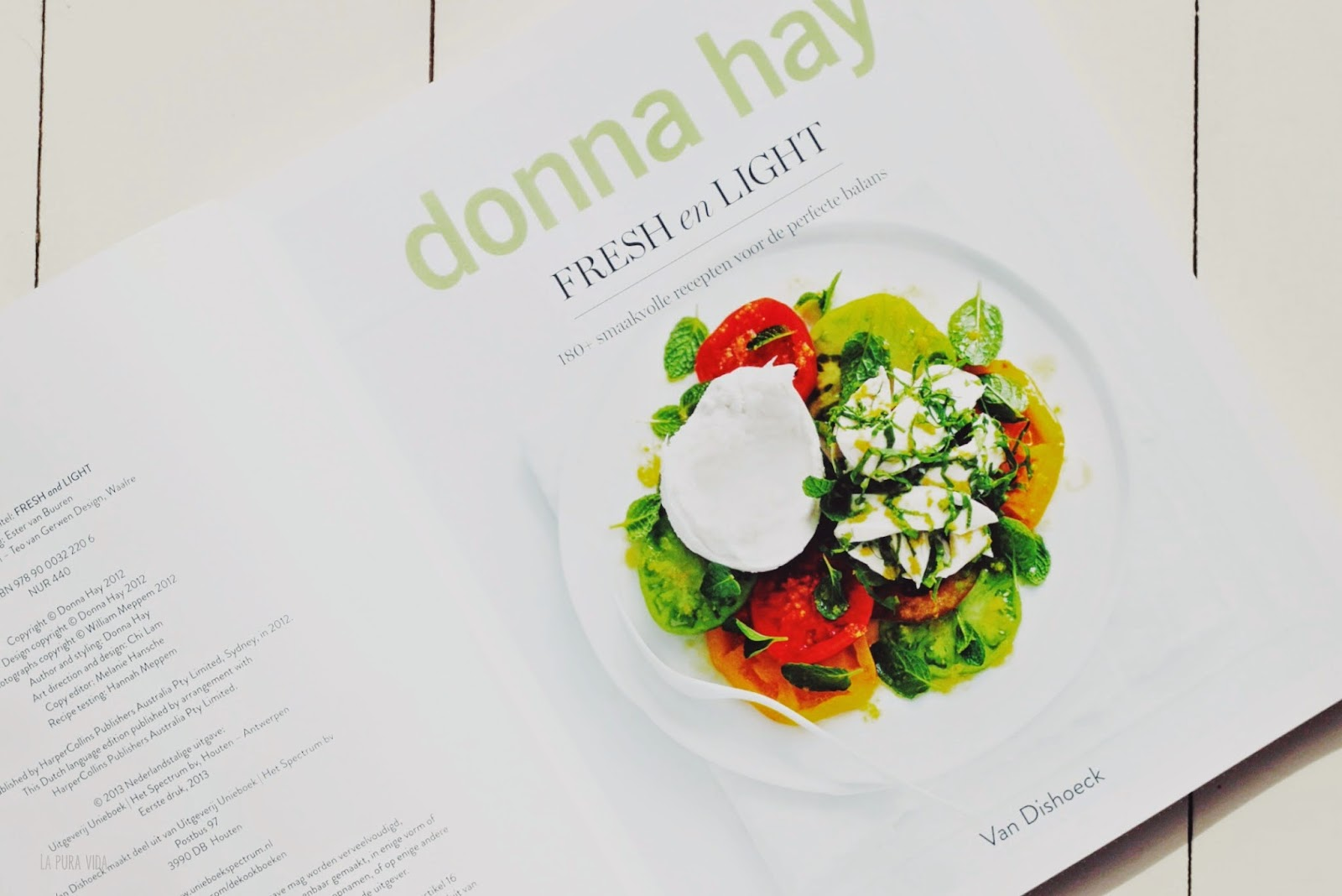 Fresh en Light van Donna Hay