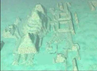7 Peninggalan Misterius di Dasar Laut