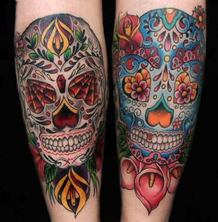 best pictures of Skull Tattoos-11