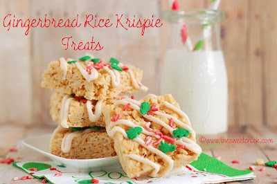 http://www.thesweetchick.com/2012/12/gingerbread-rice-krispie-treats.html