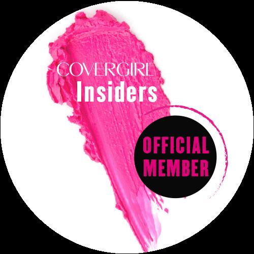 CoverGirl Insider