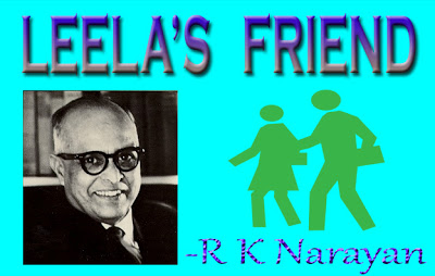 comparing and contrasting the two stories of rk narayan Short story by r k narayan 218  facing a moral dilemma must choose between two or more  happen in a story by using text clues and your own knowledge.