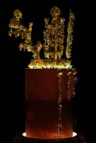 coroana de aur
