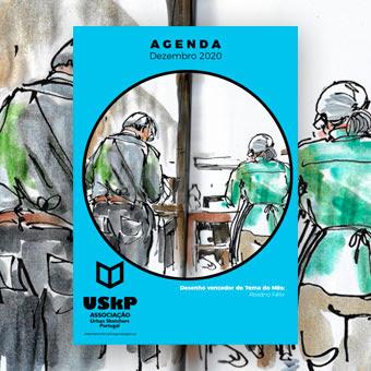 Sketch da capa - Rosário Félix