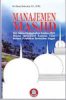 toko buku rahma: buku manajemen masjid, pengarang dr. eman suherman, SE., m.pd, penerbit alfabeta