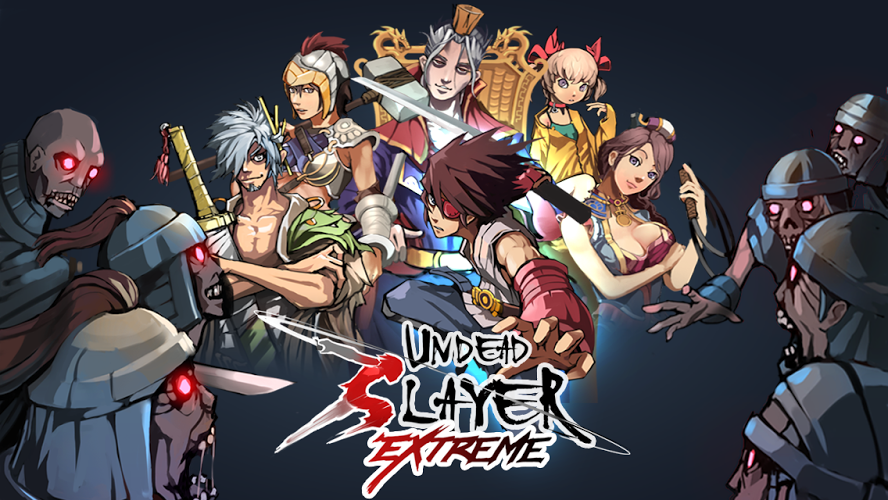 Undead Slayer Extreme For Android Terbaru