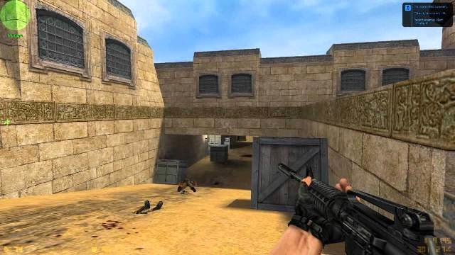 Counter Strike Condition Zero PC Gameplay