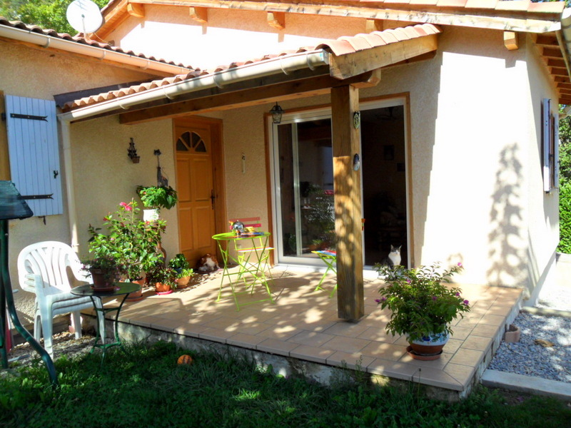 Vendu villa a peipin sisteron sud 04200 entr e et for Jardin 04200