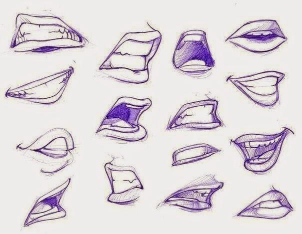 Лаззурный берег, как рисовать губы карандашом эфир