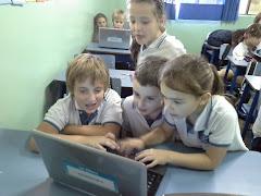 3º - Uso de Tics en Inglés - 2013