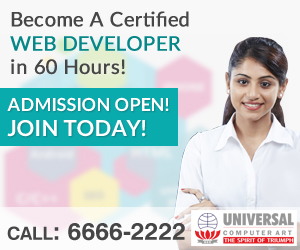 Training in Web Development