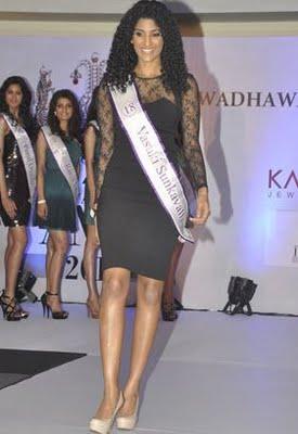 sunkavalli vasuki ,sunkavalli vasuki wins miss india universe 2011 unseen pics