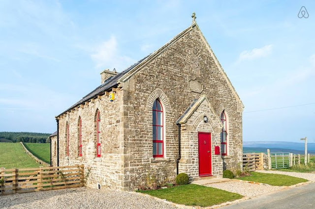 Arquitetura: a igreja que virou casa...