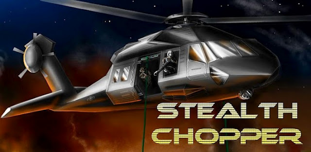 Stealth Chopper 3D Apk Game v1.1.1 Free
