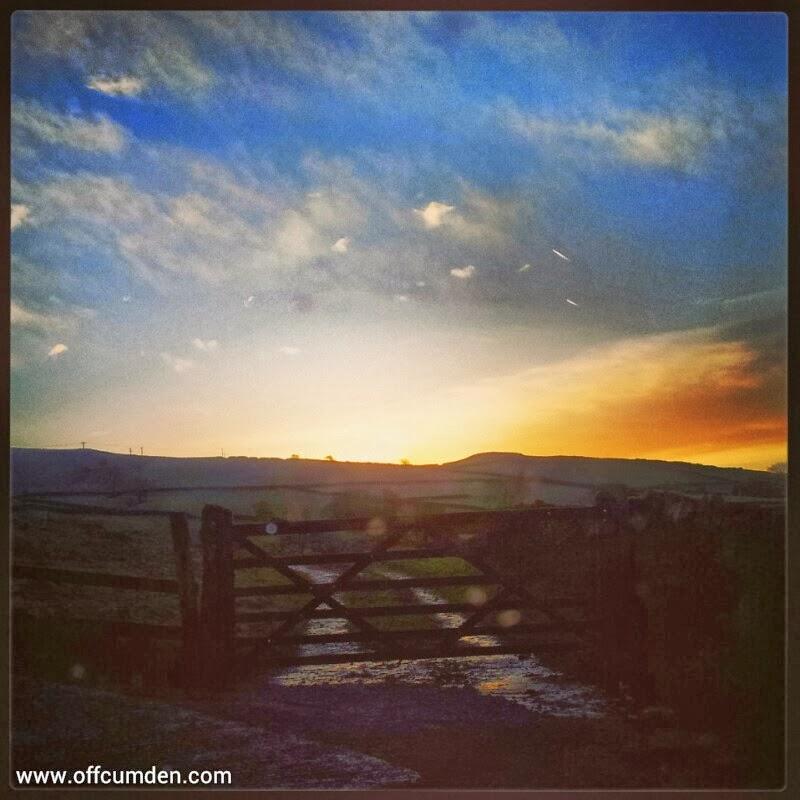 Sunrise Dales