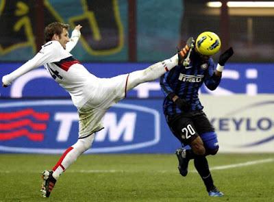 Inter Milan 2 - 1 Genoa (3)