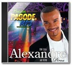 CD Alexandre Pires   Em Casa (Áudio DVD) 2008