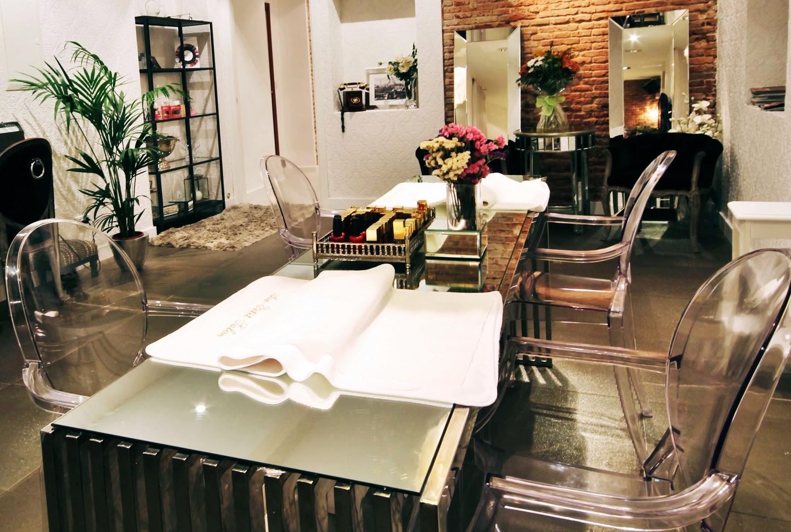 un tratamiento de belleza en le petit salon el bazar de marisse. Black Bedroom Furniture Sets. Home Design Ideas