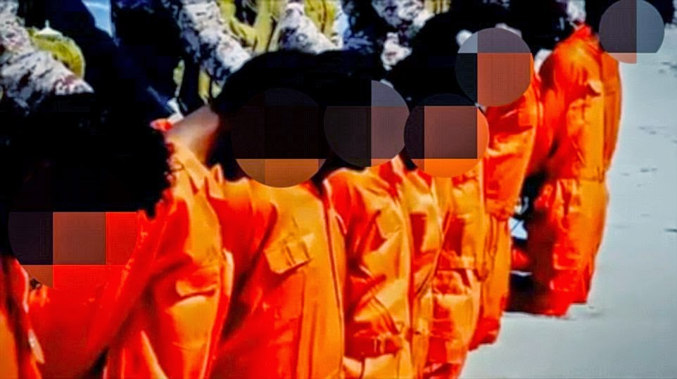 Gossip-Lanka-News-30-Ethiopian-christians-slaughtered-by-ISIS-in-Libya-www.gossipsinhalanews.com