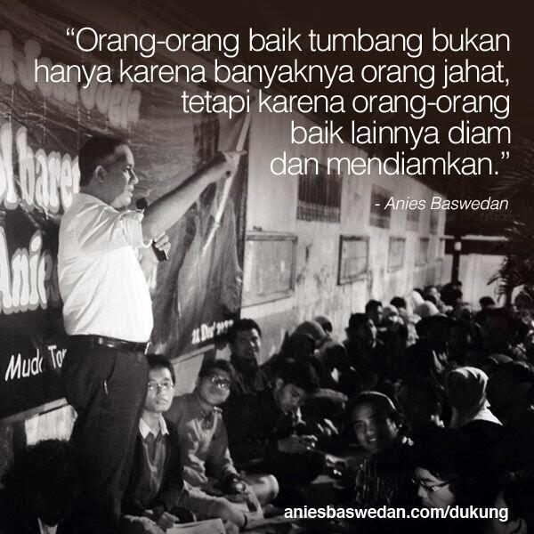 Quote Anies Baswedan