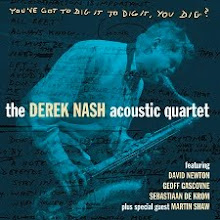 Derek Nash Acoustic Quartet