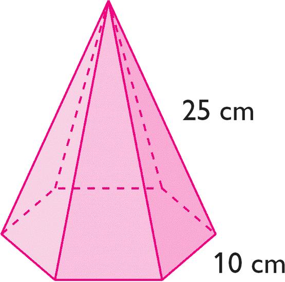 Glosario Dibujo Constructivo 2: Pirámide: