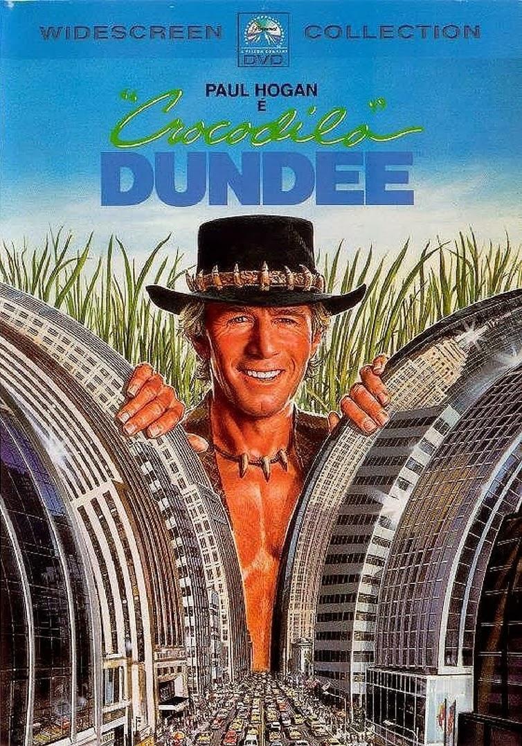 Crocodilo Dundee – Dublado