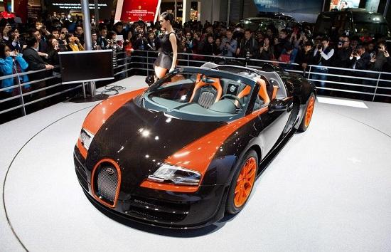2013 Shanghai Bugatti Veyron Grand Sport Vitesse Wrc Carsfresh