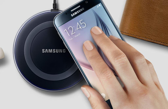 caricabatterie wireless samsung galaxy s6