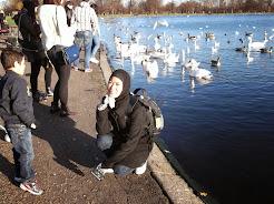 @ Hyde Park, London